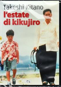 L'Estate di KiKujiro, Takeshi Kitano 1999 (DVD nuovo editoriale, italiano)