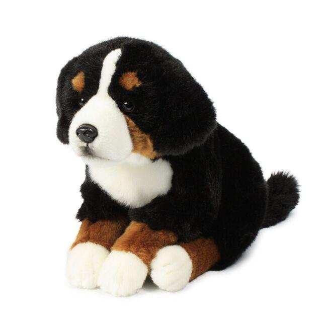 Anna Club Plush Bernese Mountain Dog Soft Toy 26cm Huge Saving Ebay