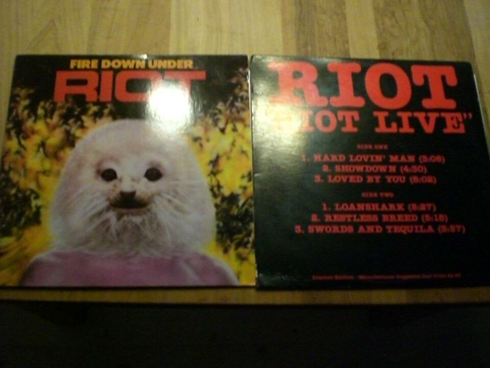 LP, riot, rio live