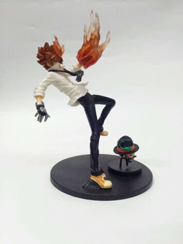 Katekyo Hitman Reborn Sawada Tsuna PVC Figure New No Box