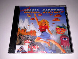 Acheter Pas Cher The Great Giana Sisters Trilogy Commodore Amiga Cd-afficher Le Titre D'origine
