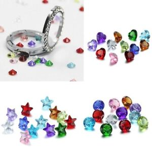 100PCS-Wholesale-Multi-5mm-Heart-Round-Birthstones-Charms-for-Floating-Locket