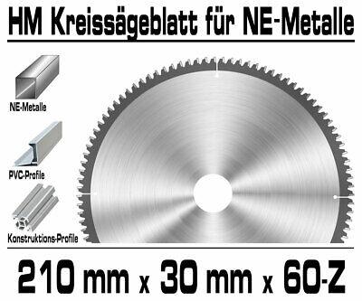 Sägeblatt holzägeblatt Kreissägeblatt für Holz 255 x30mm x60 Zähne