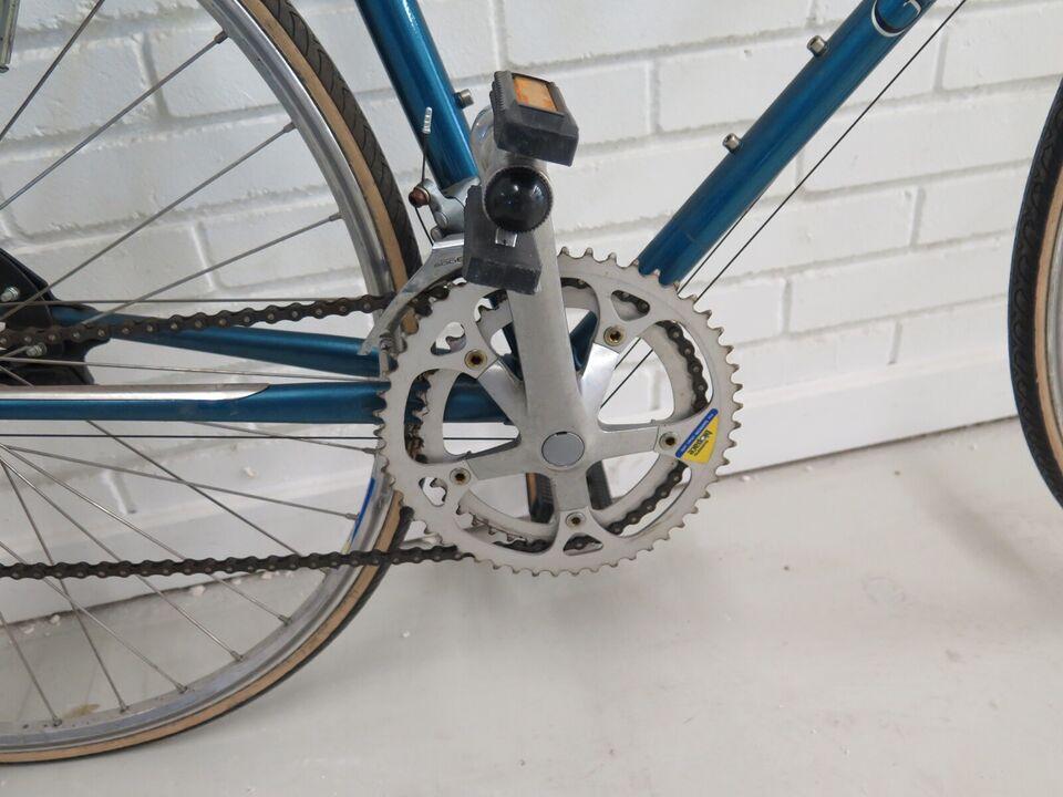 Herreracer, andet mærke Giro d/Italia, 57 cm stel