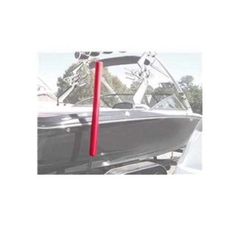 "Attwood 105694BK Boat Trailer Guide Protectors Black 36/"""