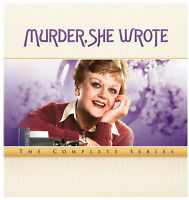 Murder, She Wrote:the Complete Series (dvd,63-disc Set,seasons 1-12)