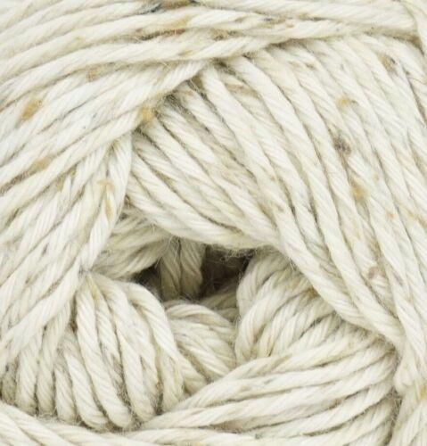 Tatamy Tweed Worsted Yarn #1210 Oatmeal by Kraemer Yarns