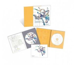 GRANBLUE-FANTASY-The-Animation-4-Limited-Edition-DVD-CD-Japanese-with-Tracking