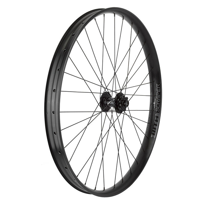 WM Wheel Front 27.5 584x45  Wtb Scraper I45 Bk 32 Sram Mth716 6b 15mm Bk 100mm Dt  fast delivery and free shipping on all orders