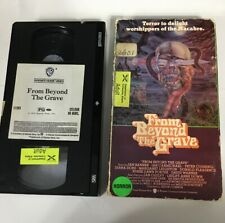 From Beyond the Grave (VHS, 1995)