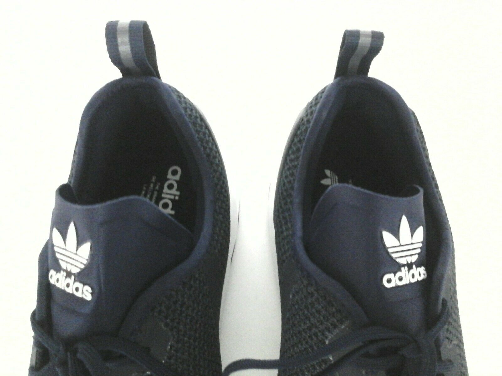 ADIDAS Shoes Blue Knit  Fashion Modern Fashion  Running Uomo   12 EU 46 2/3  120 62d49e