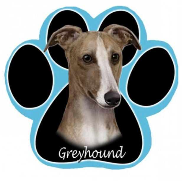 Fawn Greyhound Dog Mouse Pad, New