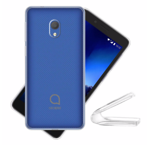 Case-Cover-Gel-Silicone-Transparent-For-Alcatel-1C-2019-3G-5-034