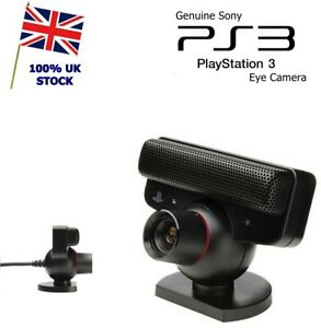 PS3-EYE-CAMERA-GENUINE-SONY-Accessory-in-GREAT-CONDITION-Playstation-3