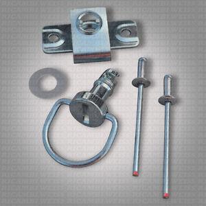 NDZ1-DZUS-Schnellverschluss-Verkleidung-Niet-Fastener-Motorrad-Kawasaki-ZX-9R
