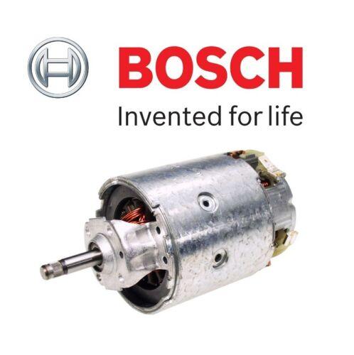 1981-1991 For S Class OEM AC Heater Blower Fan Motor NEW For Mercedes BOSCH OE