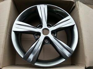 Renault-Koleos-Genuine-17-Inch-Shadow-Chrome-Alloy-Rim-Like-New