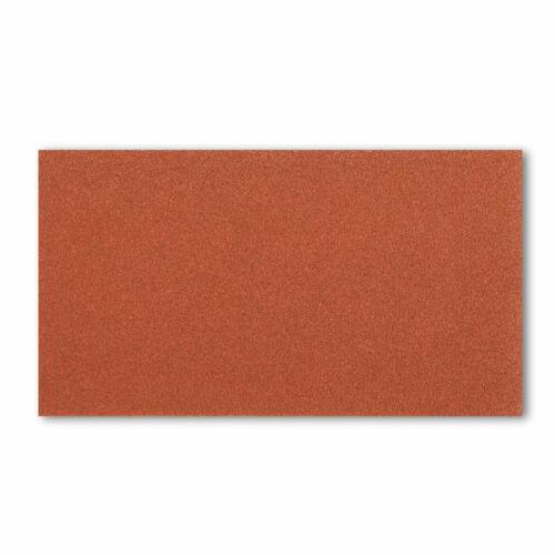Starcke Klett Schleifstreifen Schleifpapier ungelocht  70  x 127 mm P80 P320