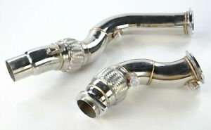 TOYOSPORTS-BMW-F80-F82-M3-M4-3-034-STAINLESS-STEEL-CAT-DELETE-DOWNPIPE-EXHAUST-PIPE