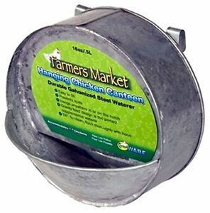 Chicken Ware 12061 Hanging Waterer , New, Free Shipping