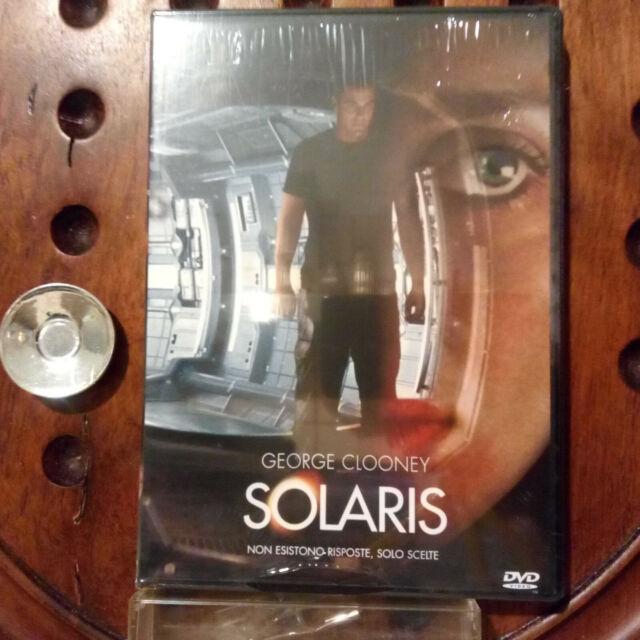 SOLARIS GEORGE CLOONEY   Dvd  .... Nuovo
