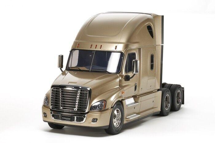 Tamiya 1 14 Freightliner Cascadia evolución Semi Camión Kit TAM56340