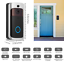 Smart-Wireless-Phone-Door-Bell-Camera-WiFi-Smart-Video-Intercom-Ring-Doorbell thumbnail 5