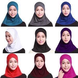 Cotton-Muslim-Headscarf-Inner-Hijab-Caps-Islamic-Underscarf-Ninja-Hijab-Scarf