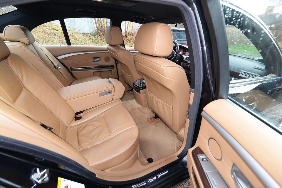 BMW 730d, 3,0 Steptr., Diesel