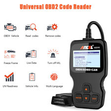 Automative OBD2 OBDII Car Diagnostic Check Fault Engine Code Reader Scanner Tool