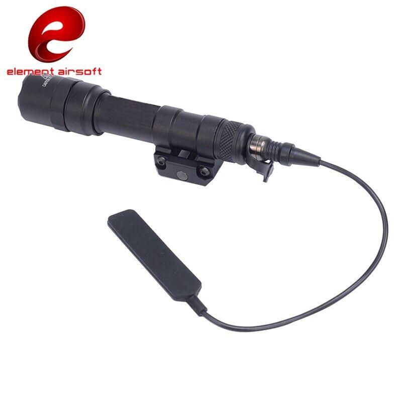 Element Tactical M600C Light Rail Mount Night Evolution LED Flashlight for Rifle