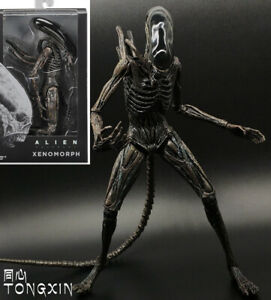 Details About Neca Alien Covenant Xenomorph 7 Scale Action Figure Collection New Art Box Doll