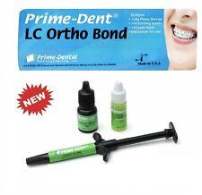 Prime Dent Light Cure Orthodontic Resin Adhesive Ortho Bond Paste 012 022