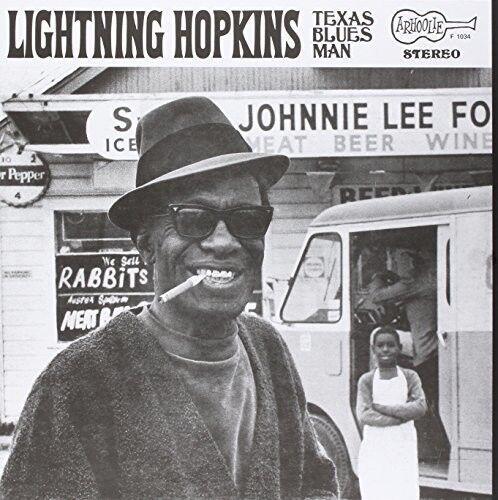 Lightning Hopkins - Texas Blues Man [New Vinyl LP] Colored Vinyl
