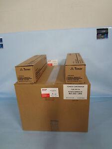 2 TONERS Konica Minolta A202031, A202051 TN-217, TN217 BIZHUB 223 BH 283 Generic