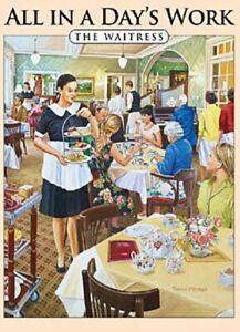 All-In-A-Day-039-s-Work-The-Waitress-fridge-magnet-og