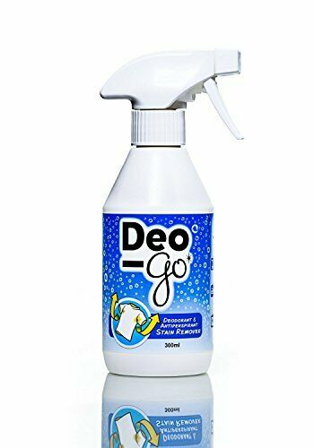 Deo-Go Deodorant & Antiperspirant Stain Traces Toughest Marks Remover - 300ml