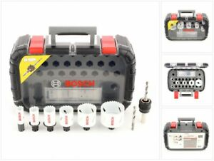 10-teilig Universal Progressor Bosch Lochsägen-Set 16-64 mm