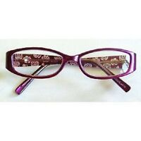 Magnivision Sweetie Purple Magenta Reading Glasses (m51) Choose Your Strength