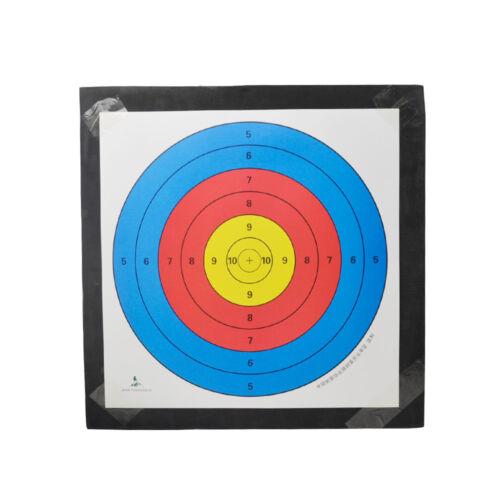 50x50x5cm Target High Density Self Healing Foam for Hunting Target Practice US