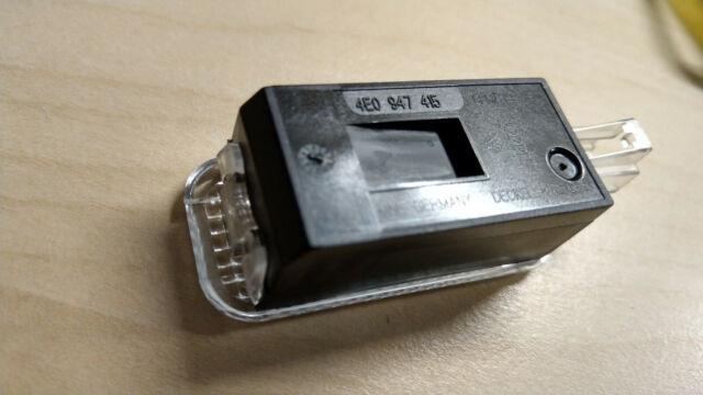 Audi A8 D3 A6 C7 A7 DEL Intérieur Plancher Lumière 4E0947415