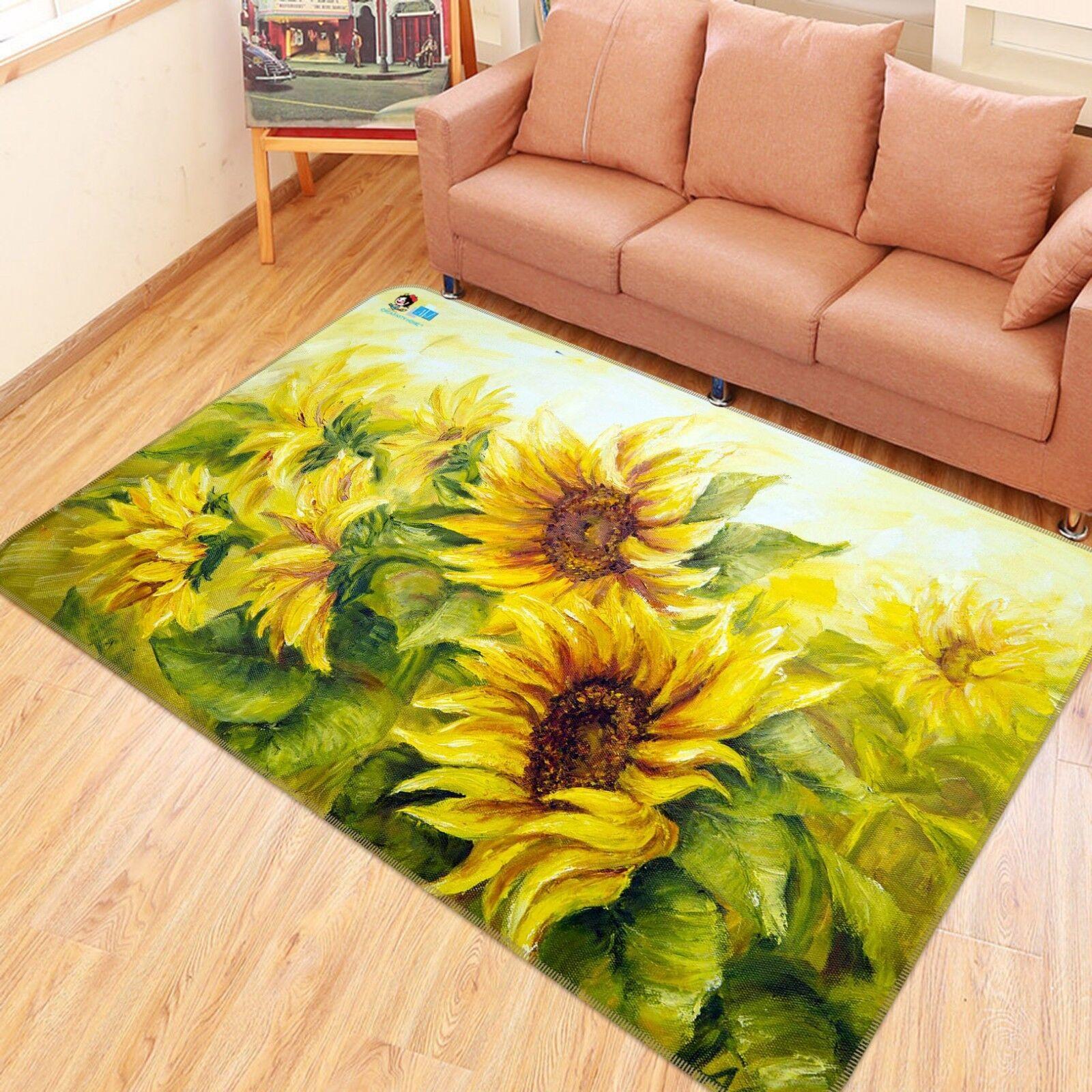 3D Paintings Sun 889 Non Slip Rug Mat Room Mat Quality Elegant Photo Carpet US