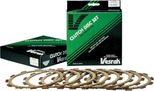 Vesrah Clutch Friction Disc Plates VC-440 4 Plates
