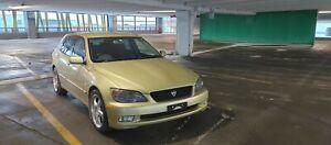 2003 Lexus IS -