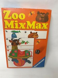 Zoo-Mix-Max-desde-el-ano-1978-rareza-Ravensburger