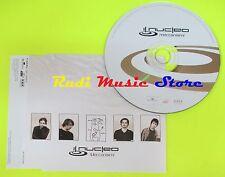 CD Singolo IL NUCLEO Meccanismi 2003 Eu BMG RICORDI PROMO 030090 mc dvd (S9)