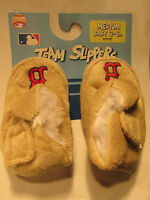 Red Sox Baby Team Slippers 3-6 Mo Medium R$14.99 Forever Collectibles 3222