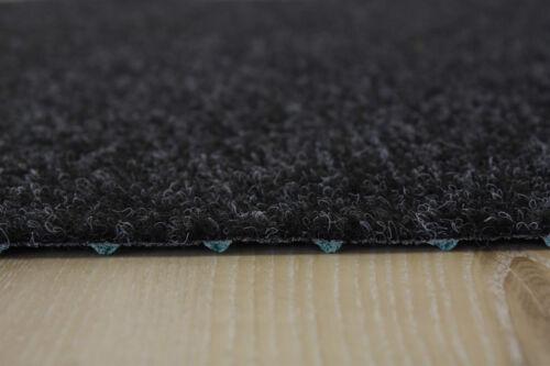 Pelouse Tapis Art Pelouse Comfort Noir Gris 400x350 cm