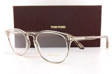 Brand New Tom Ford Eyeglass Frames 5401 020 Crystal Size 51mm Men Women