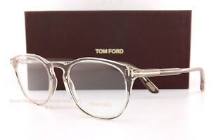 brand new tom ford eyeglass frames 5401 020 crystal size. Black Bedroom Furniture Sets. Home Design Ideas